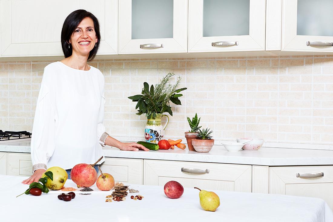 Simona Grossi, biologa nutrizionista e naturopata