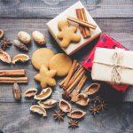 Biscotti al profumo di mandarino e cannella