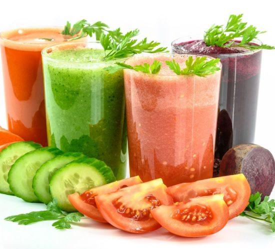 Succhi vegetali freschi: buoni o cattivi?
